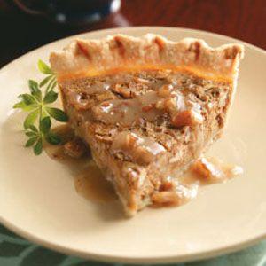 Sweet Potato Pie & Maple Praline Sauce | Recipe | Sweet Potato Pies ...