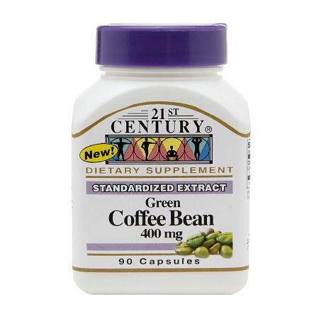 21st Century Green Coffee Bean 400mg - http://trolleytrends.com/health-fitness/21st-century-green-coffee-bean-400mg