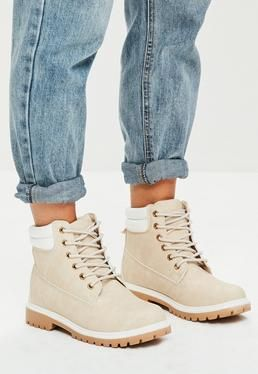 52 Lace Up Ankle Boots That Will Make You Look Great