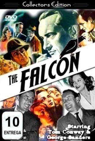 El halcón en hollywood (1944):