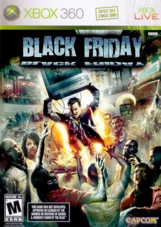 Black Friday Memes That Are 50 Off Póster De Cine Xbox 360 Muertos Vivientes