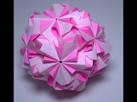 くす玉 花 折り紙 30 枚