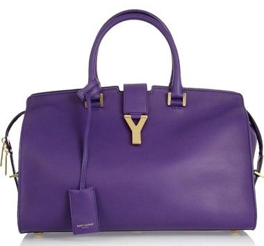 Vogue - The Y is in the bag