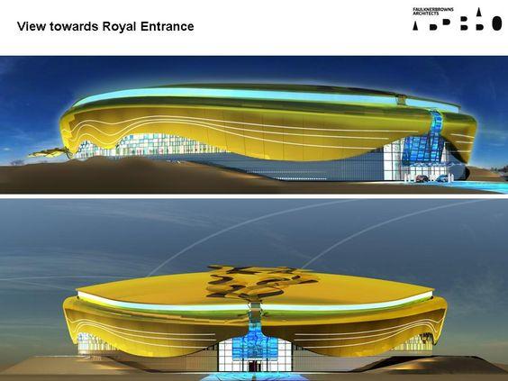 dubai -   Será o primeiro grande evento internacional que a FINA irá realizar no Oriente Médio. O Dubai Sports Complex é algo de impressionar logo na aparência.