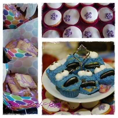 Frau Tschi-Tschi: Muffins, Muffins, Muffins ...
