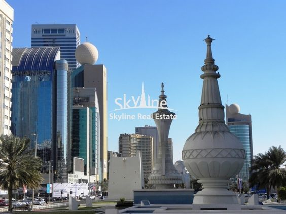 Grand (3)BR + (3)bathrooms for rent with balcony+parking in Airport Rd-Abu Dhabi,price: 115K..Read more http://goo.gl/4G9yBZ