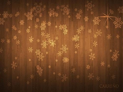 Brown Christmas Wallpaper | Christmas Wishes, Messages and ...