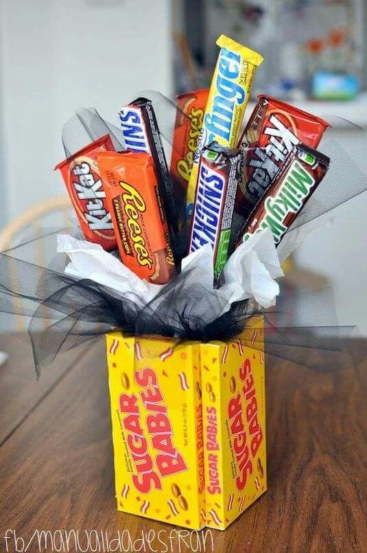 Bouquet de dulces