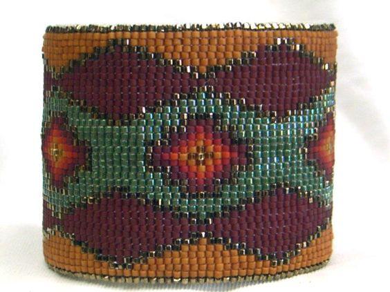 Desert Sage Bead Art: ....Moss Mixes $350.00