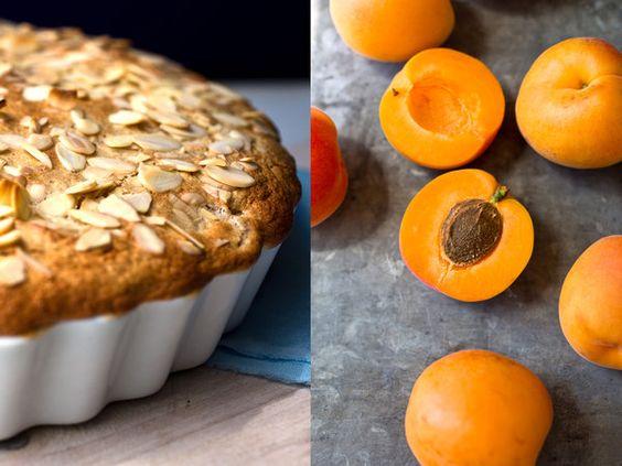 Apricot Bread Pudding