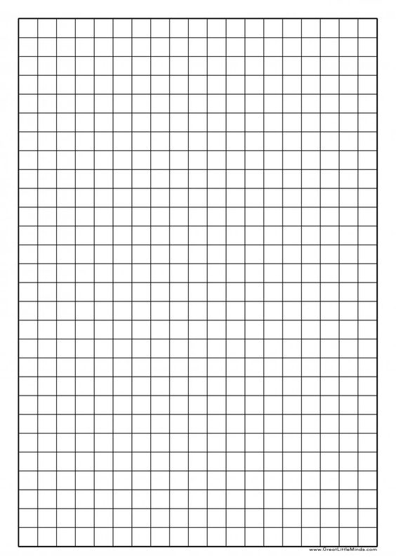Number Names Worksheets 1 2 in graph paper : Pinterest • The world's catalog of ideas