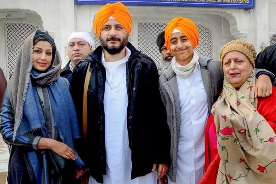 Here's a look at the famous personalities spotted visiting holy shrines.