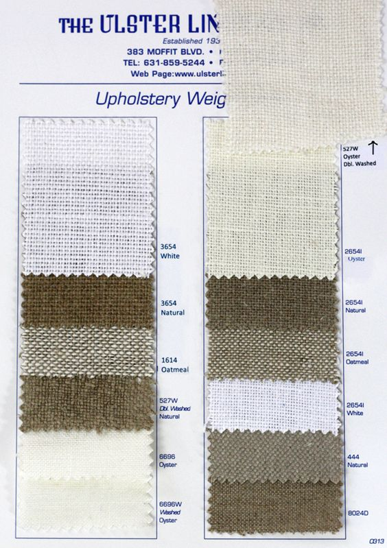 Wholesale Upholstery Linen Fabric Decorator And Designer