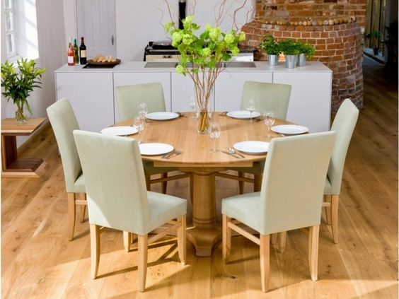 Merveilleux Round Dining Table For 6 Choose Round Dining Table For 6 Midcityeast | Round  Dining Table For 6 | Pinterest | Round Dining Table And Rounding
