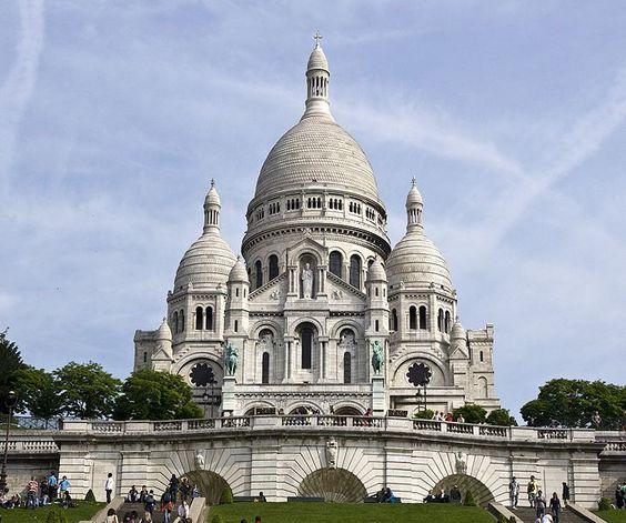 Basilique du Sacré Coeur - 1871-1873