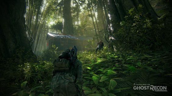 Ghost Recon Wildlands - Cenário