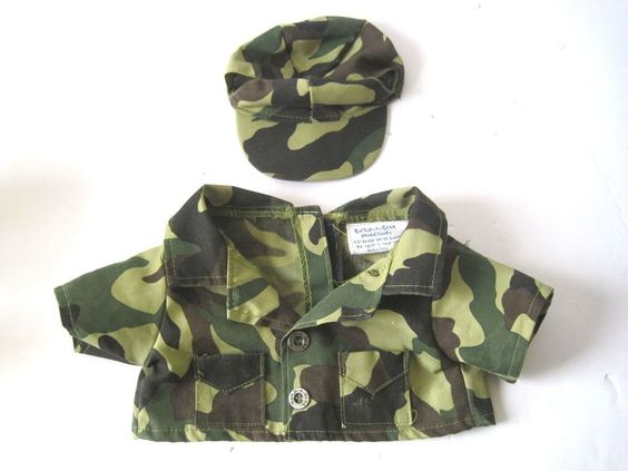 Marine Corps Build A Bear Outfit