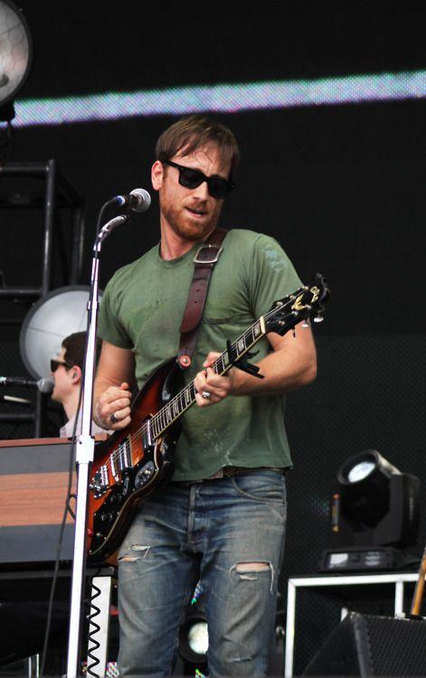 A new guitar hero: Dan Auerbach of The Black Keys