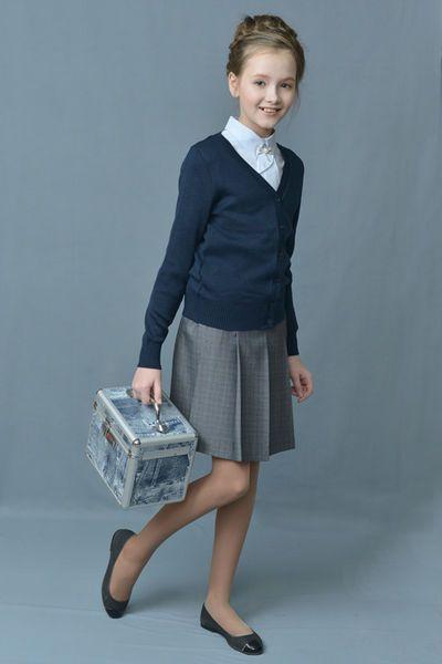 School summer dress zip 103