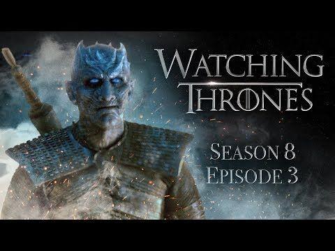 Game Of Thrones Season 8 Episode 3 The Long Night Watching Thrones Youtube The Longest Night Season 8 Episode 3
