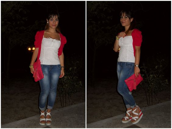 The Style Fever: Wearing the Colors of a Cheesecake #outfit