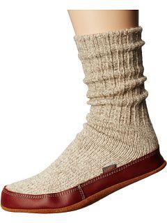 Acorn Slipper Sock