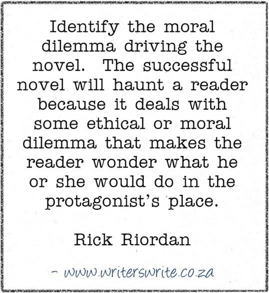 moral dilemma and essay