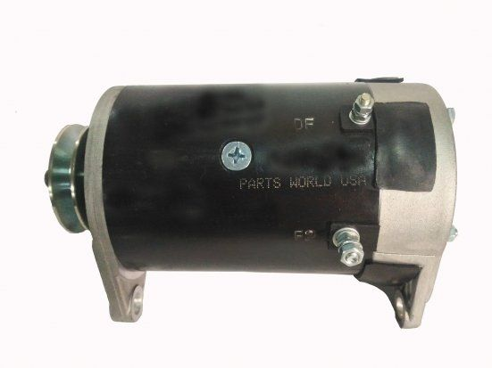 Starter Generator For Club Car Golf Carts Ds Series 1984 1996 Club Car Golf Carts Fe290 1984 1996 Club Car Go Club Car Golf Cart Golf Carts Golf Cart Parts