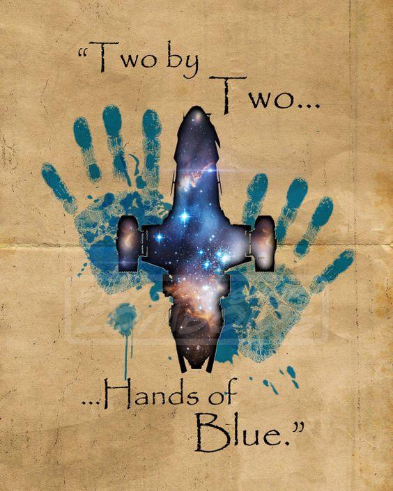Firefly - Ich seh' sie genau, ihre Hände sind blau!