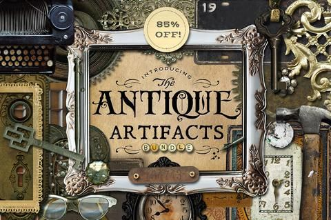 Amazing Antique Artifacts Bundle