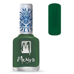 COMING SOON Moyra Stamping Nail Polish- No. 14 (Dark Green)