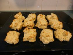 Easy Scone Recipe to Make with Kids - Picture Tutorial