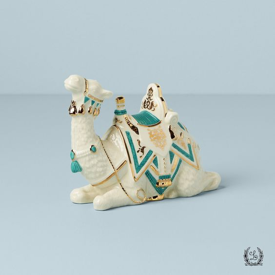 Icy Craft Kings on Camels