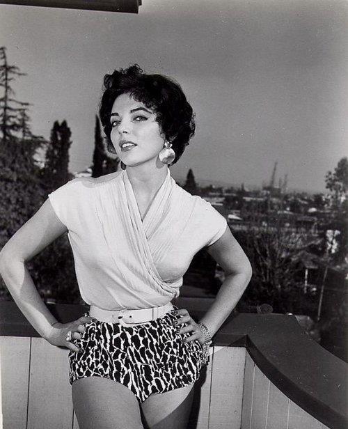Joan Collins c. 1950s: