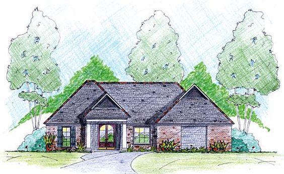 House Plan 56341