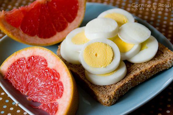 10 healthy breakfasts-10 minutes each: Healthy Meal, Breakfast Ideas, Boiled Egg, Healthy Eating, Healthy Breakfasts, 10 Minute, Breakfast Recipe, Healthy Food, Quick Breakfast