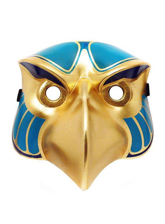 Horus der Himmelsgott Ägyptische Maske