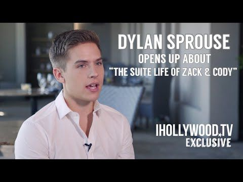 Dylan Sprouse Opens Up About The Suite Life Of Zack Cody After We Collided Exclusive Youtube Dylan Sprouse Dylan Suite Life