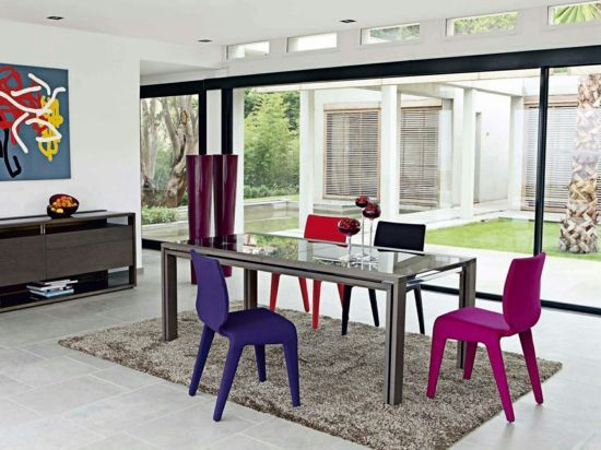 Choisir Les Chaises Salle A Manger Design 20 Idees In 2020 Met