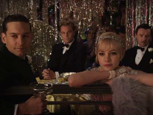 The First Great Gatsby Images released today. I am so stoked for this movie.