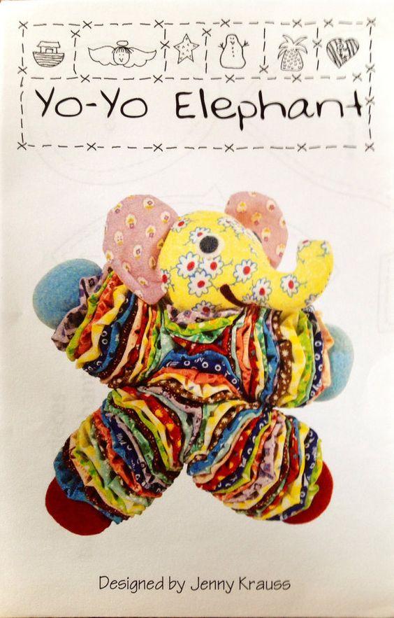 Yo yo doll patterns and dolls on pinterest for Yo yo patterns crafts