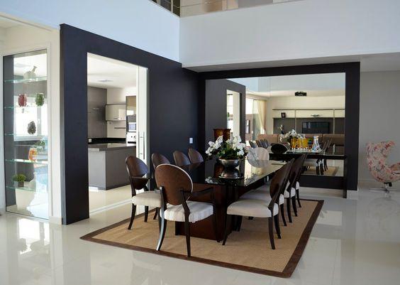 Casa 626 – Sala de Jantar: