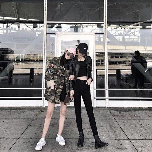 Ulzzang fashion | Kfashion: