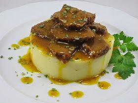 Carrilleras glaseadas Ana Sevilla cocina tradicional
