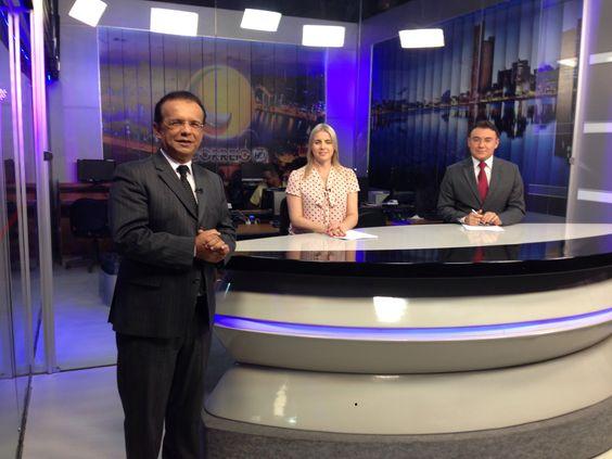 Comentário no Jornal da Correio, TV Correio
