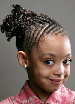 Outstanding African Americans Braided Ponytail Hairstyles And Hairstyles On Hairstyles For Men Maxibearus