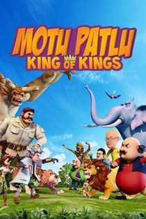 Motu Patlu King Of Kings 2016 Hindi In Hd Einthusan