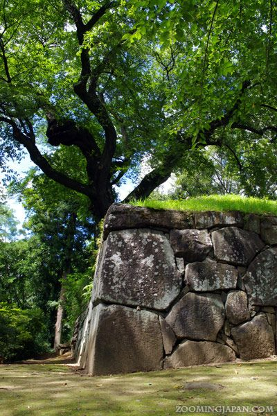 Japanese castles I've visited: #71 Numata Castle Ruins in Gunma Prefecture. Nothing much left there. I'd recommend going there only if you're nearby or on your way to something else.