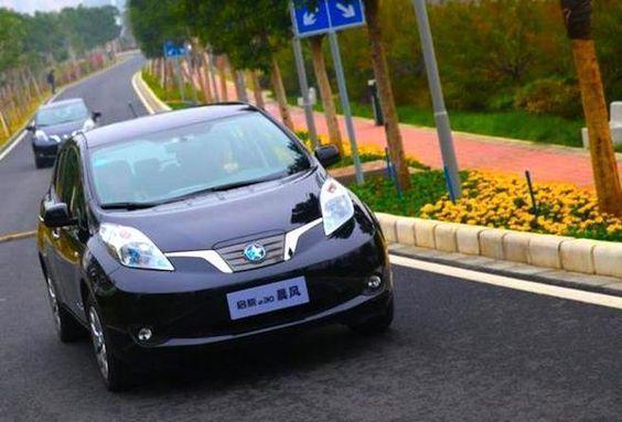Nissan : une voiture électrique à prix cassé pour la Chine