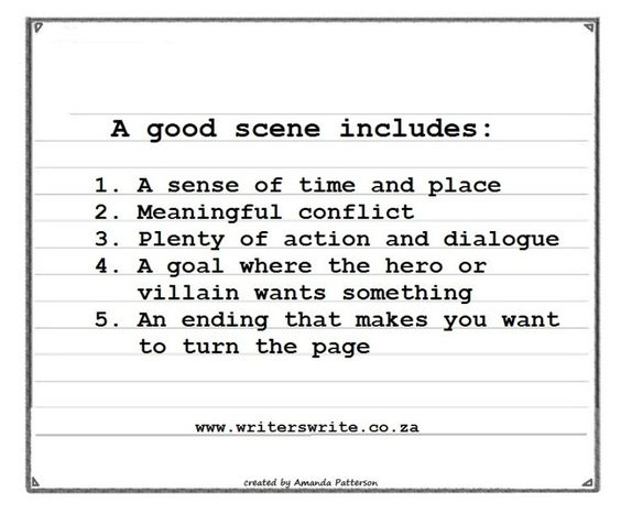 What does it take to write a good book?